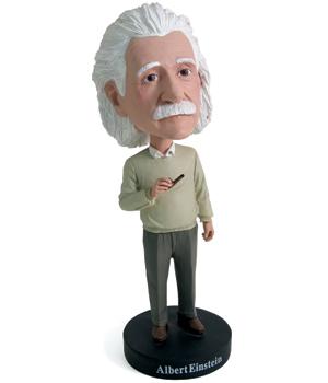 Einstein Bobblehead