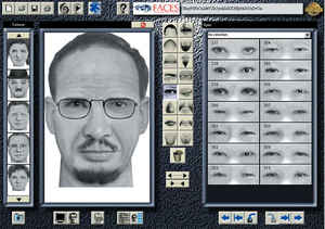 FACES Composite Picture Software