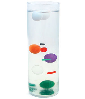 Density Sphere Experiment Kit