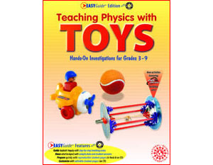 Teaching Physics with TOYS, EASYGuide Edition