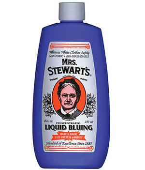Mrs stewart s liquid bluing