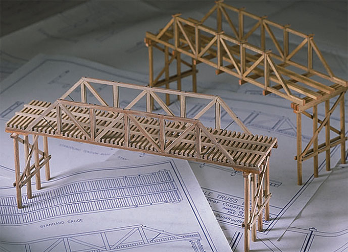 How To Make A Wooden Bridge Stronger