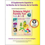 Science Night Family Fun from A to Z (Spanish Supplement)