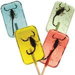 Scorpion Pops