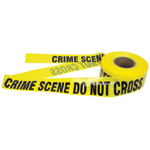 CRIME SCENE DO NOT CROSS' Barrier Tape