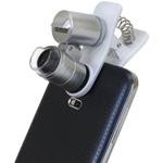 Mini Inspector with Smartphone Attachment