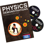 Physics Demonstrations Sourcebook w/DVDs