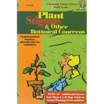 Plant Stigmas & Other Botanical Concerns