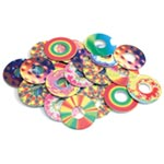 Rainbow Viewers - Rainbow Viewers - Pack of 5