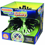 Mini Glowing Hoberman Sphere